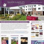 Silver Maples website